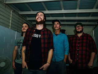 "Band Of The Month, October 2018              ""The Wayward Franklins"""