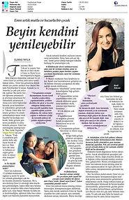 Cumhuriyet Pazar - Beril Tokcan - Novus2
