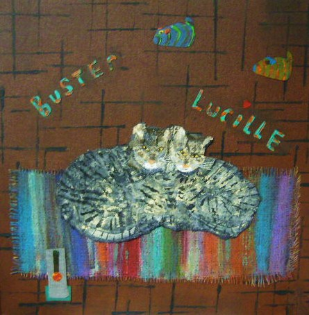 Buster & Lucille