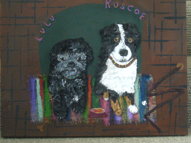 Lulu & Roscoe