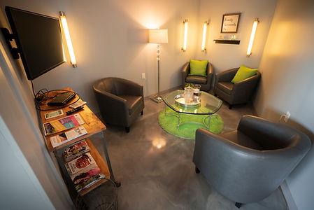Lounging Room | The Intaglio Salon