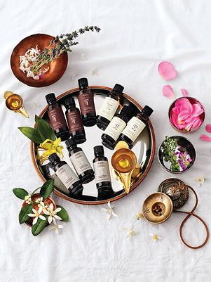 Aveda Essential Oils | The Intaglio Salon