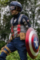 Captain Ameica Cosplay