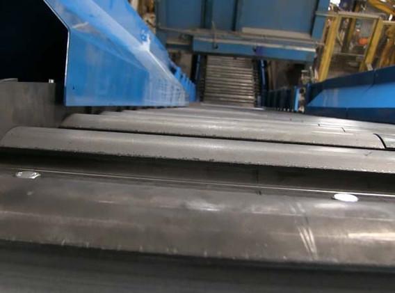 Plate Link Conveyor