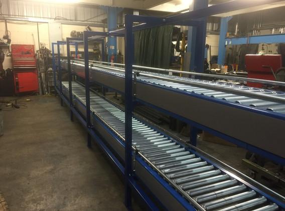 Line Shaft Conveyor Belts