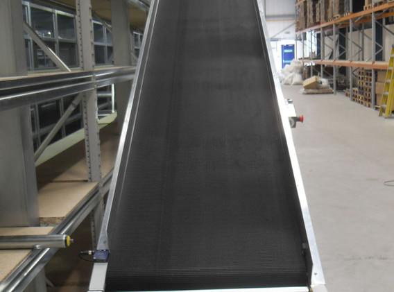Mezz Floor Conveyor UK