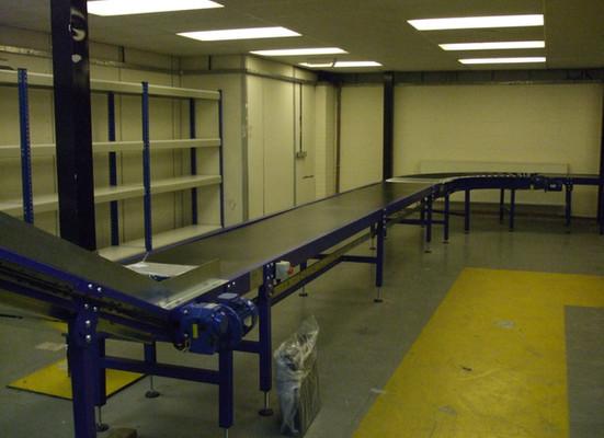 Industry Conveyor Belts