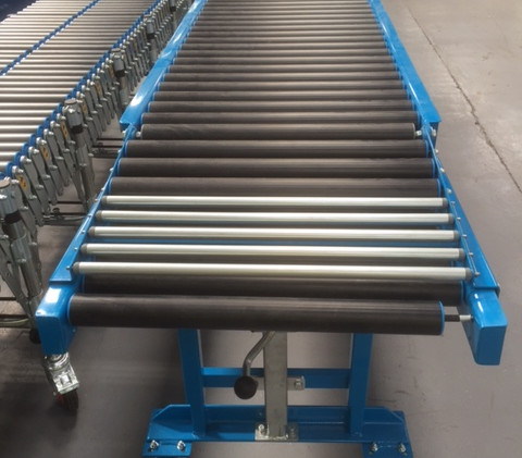 Roller Conveyor Belt