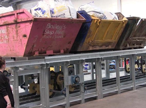 Chain Conveyor Belt UK