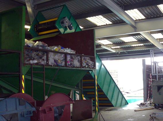 Waste Conveyor Manufacture