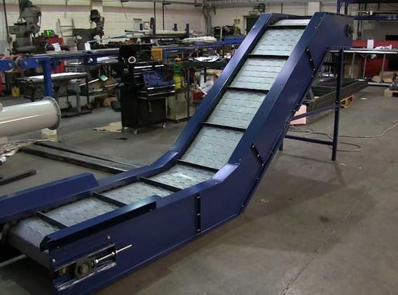 Plate Link Conveyor UK