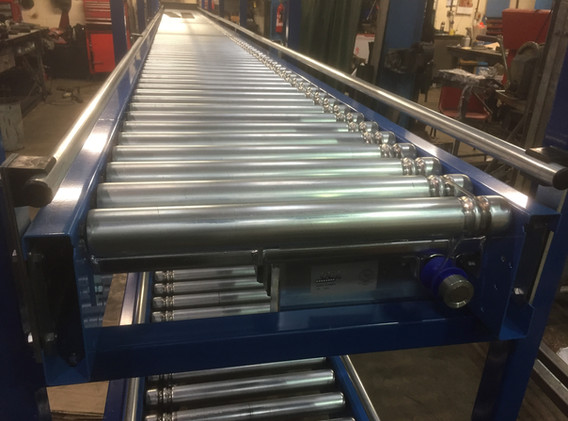 Line Shaft Conveyor Belt