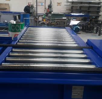 Chain Driven Roller Conveyors UK