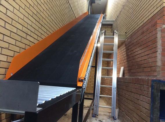 Mezz Floor Conveyors