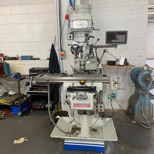 CNC Milling Machine 1