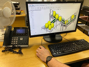 Conveyor Belt Design