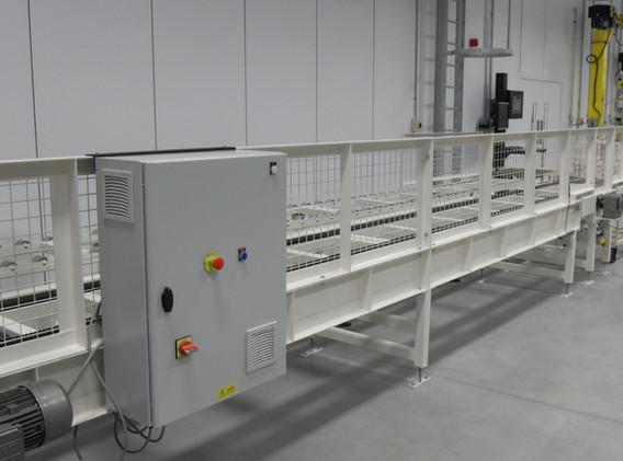 Chain Conveyors