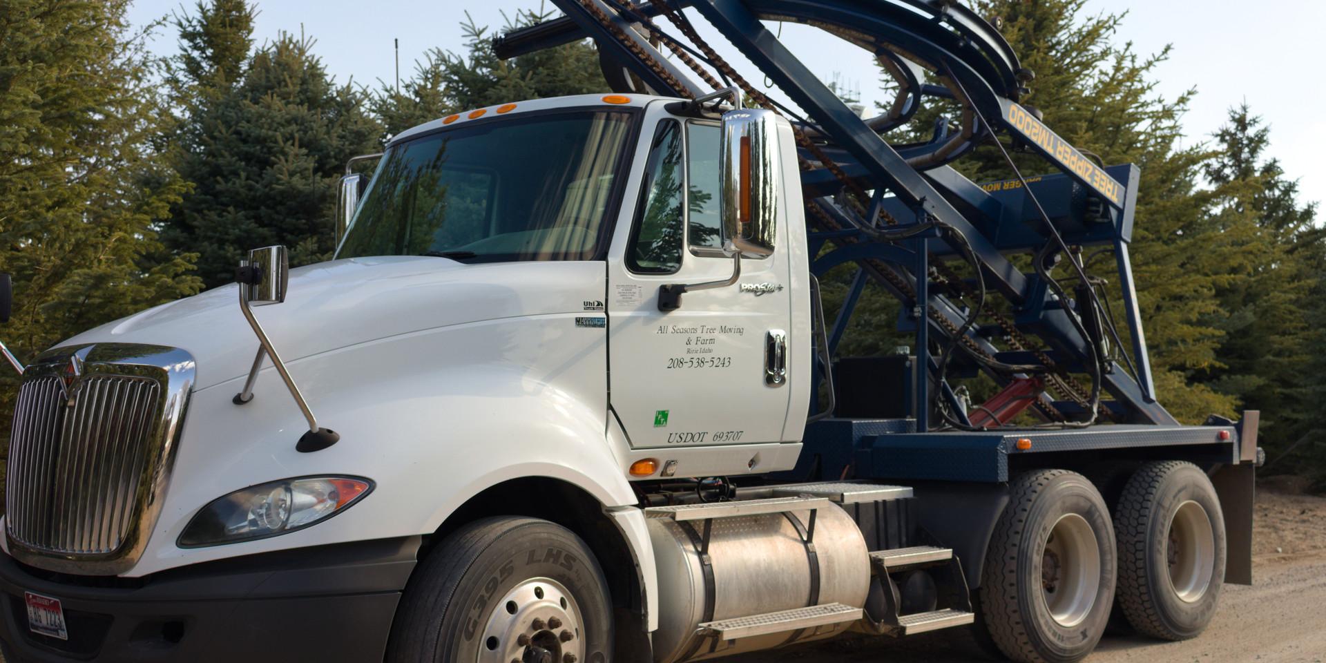 Our Ringer Truck