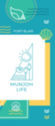 munjoh logo poster