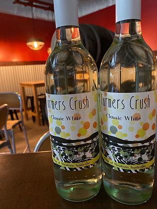 Case (12 bottles) Farmers Crush White SBS