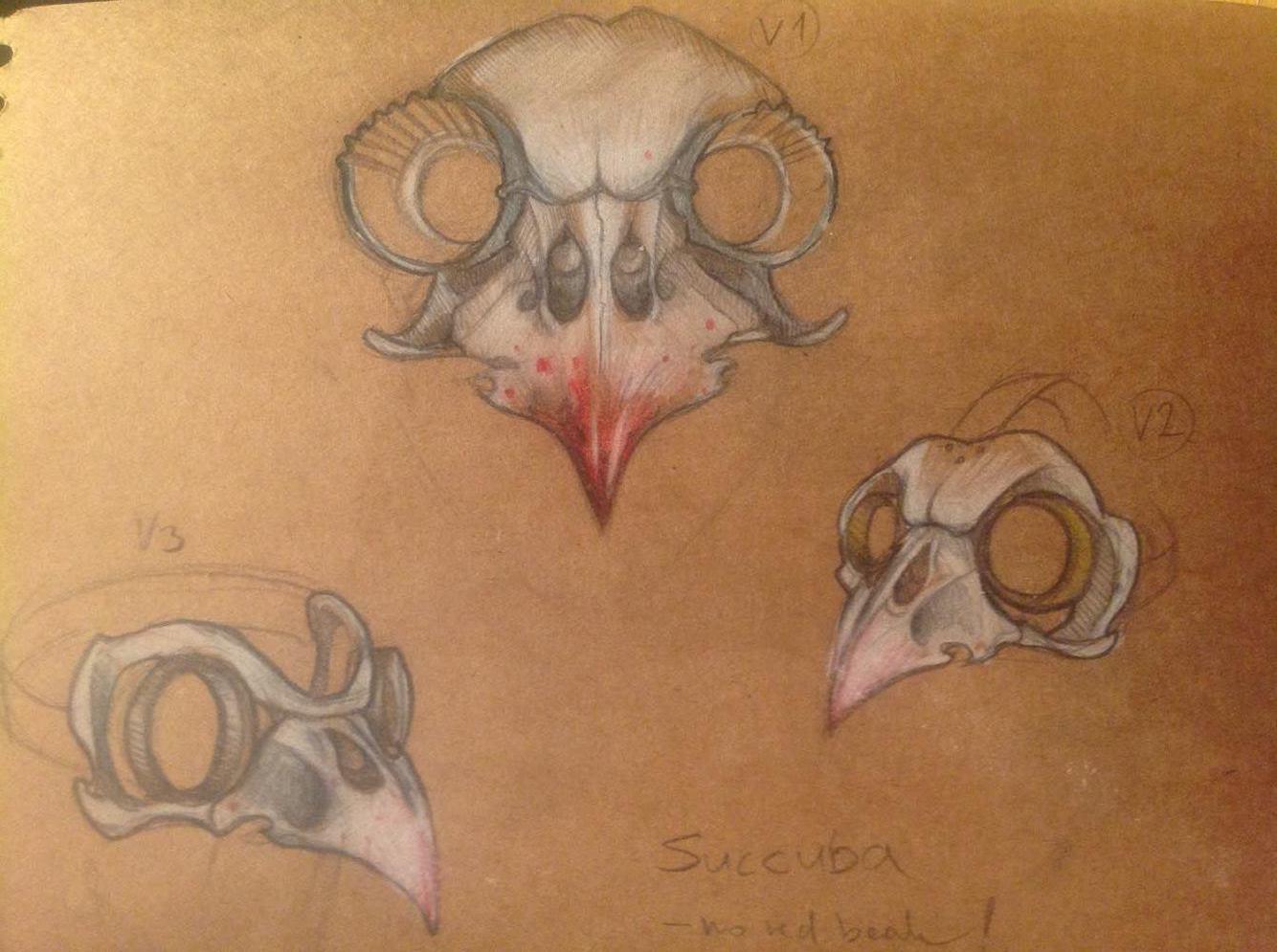 SCUBA- BIRD LEONORA