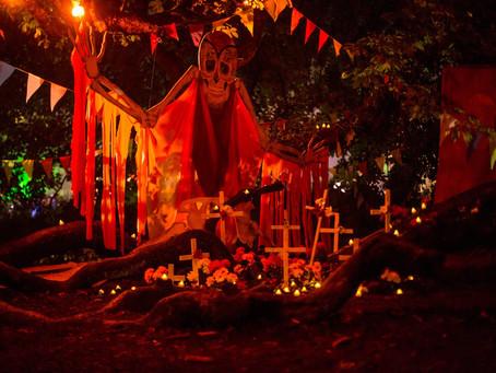 Dia de los Muertos- Latitude Festival 2014