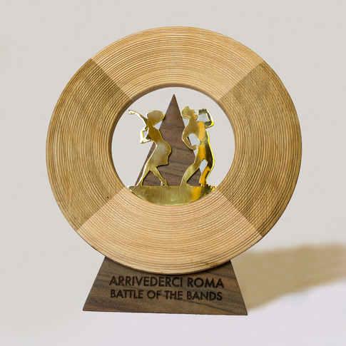 Karaoke Trophy