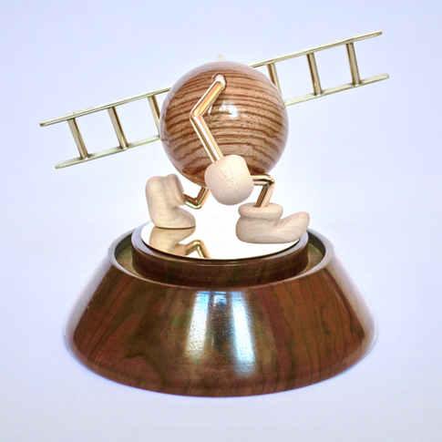 Tennis Ladder Trophy