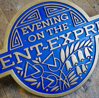 Orient Exoress Signage