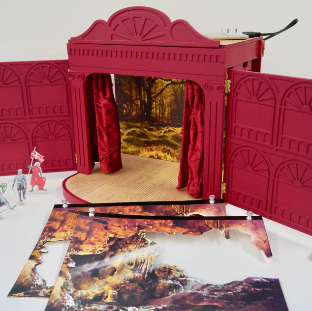 Educational Toy Theatre Kit