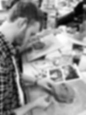 Miles Ascough | Prop Maker | London | UK