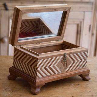 Hare Jewellery Box