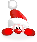 kisspng-rudolph-funny-santa-claus-reinde
