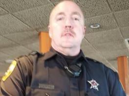 Help Day for Deputy Whitten