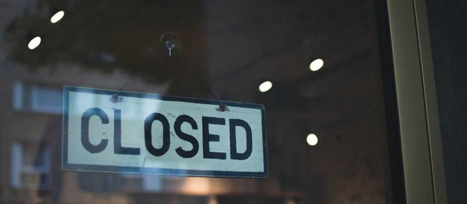 Why I'm Closing My Business (and Everything I've Learned Along the Way)