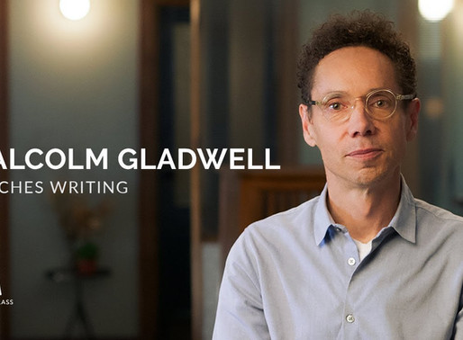 Malcolm Gladwell's Writing Masterclass - Review + 6 Key Takeaways