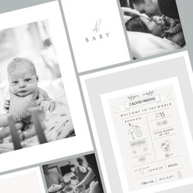 Mast C's Baby Book 01