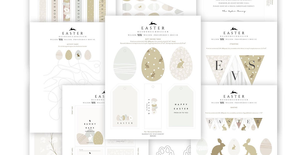 EASTER RESOURCE DOSSIER | A4