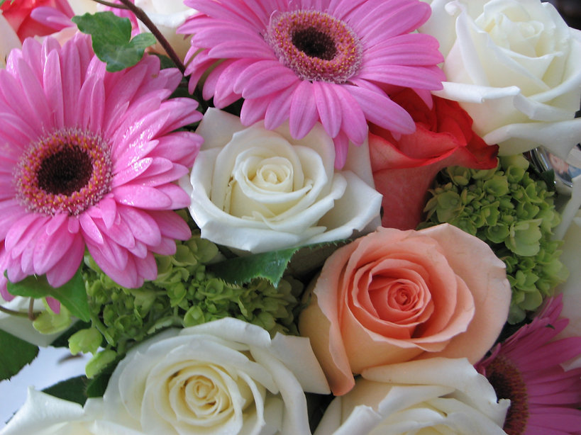creative,beautiful and sophisticted wedding bouquets