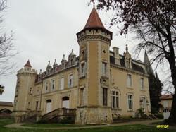 Chateau de Poudenx