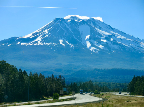 Mount Shasta summertime