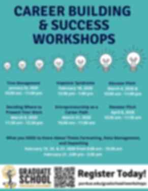 Workshop - Career Building and Success.j