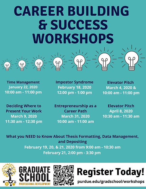 Workshop - Career Building and Success.j