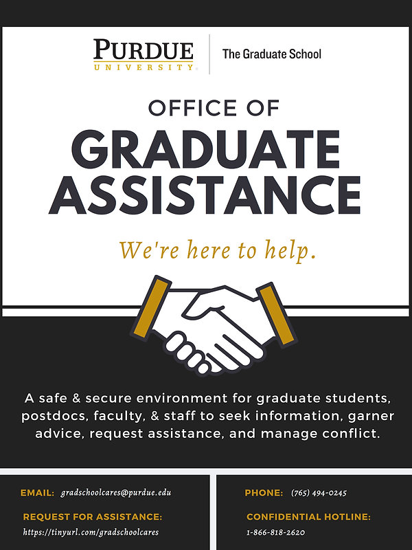 Resource - Office of Graduate Assistance