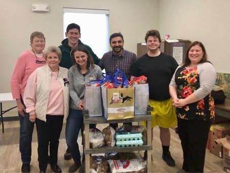 Volunteering - Groceries for Seniors