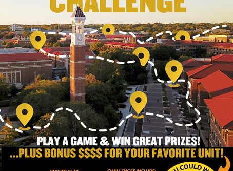 Start the Goosechase Challenge at PGSC!