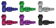 2.25-Aluminum-Pipe-w-Lid-Assorted-Colors