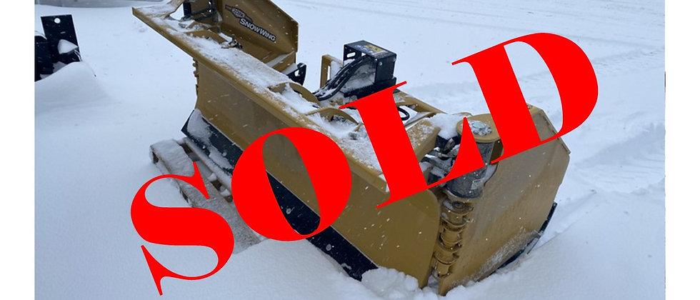 BRAND NEW HLA 6'-11' 3230W Snow Wing