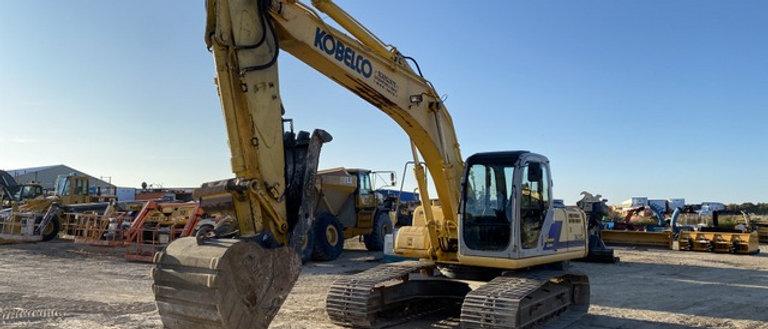 2006 Kobelco SK210LC 23.5 Ton Excavator