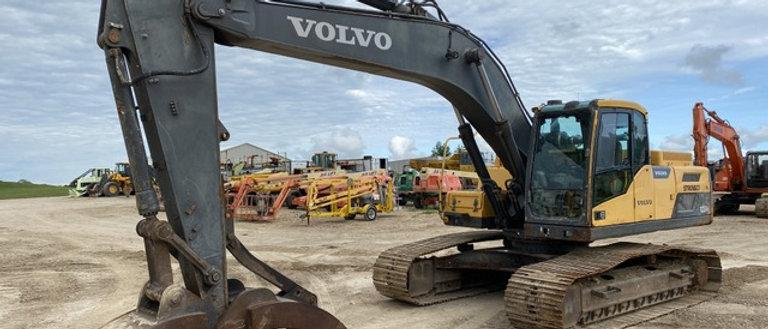 2011 Volvo EC250DL 28 Ton Excavator
